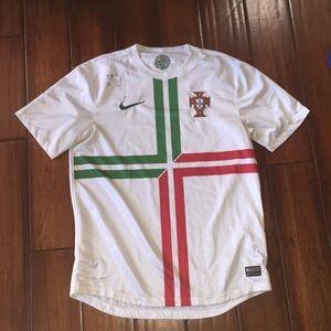 Nike Portugal soccer  jersey